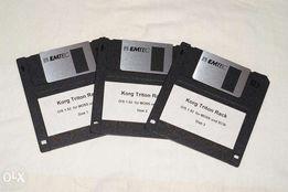 Korg Triton Rack O/S 1.52 dla MOSS I SCSI