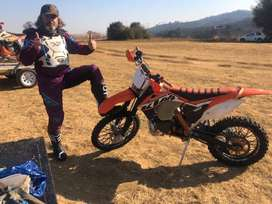 Ktm 300 exc for sale with all extras