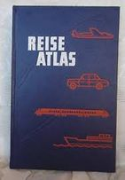 Reiseatlas DDR mit CSSR, Polen, UDSSR, Ungarn, Rumanien, Bulgarien