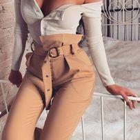 Spodnie lovesaints zocco lia capricci Lou la Manuel the label