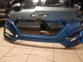 hyundai tucson front bumper available