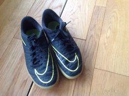 Nike buty piłkarskie sportowe dla chłopca 38,5 HYPERVENOMX halówki