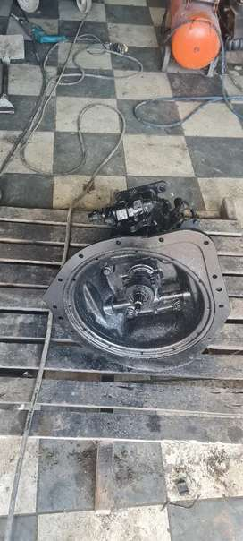 Mitsubishi canter gearbox ade 236