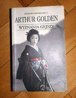 Arthur Golden Wyznania Gejszy