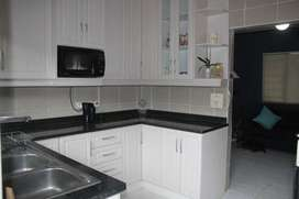 Secure fully furnished, includes W&L, unlimited internet and WiFi