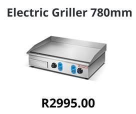 Electric Griller 780mm