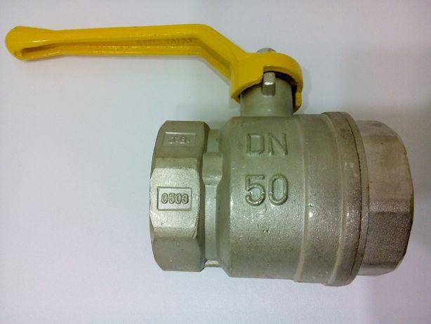 Кран шаровый DN50 2