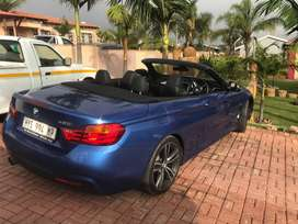 2016 BMW 420i Convertible