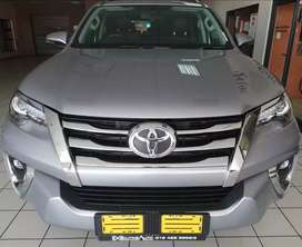 2019 Toyota Fortuner 2.8 GD-6 Auto