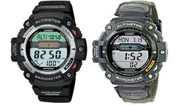 ОРИГИНАЛ | НОВЫЕ: Часы Casio SGW300H-1 | SGW300HB-3 барометр.ГАРАНТИЯ!