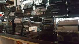 Radios for sale for most vehicles make and models.