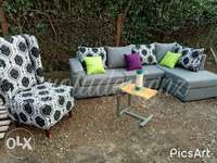 5seater plus wingchair 0