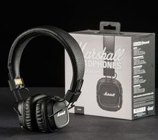 АКЦИЯ! Bluetooth наушники Marshall Major II ( BLACK )
