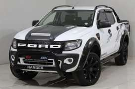 2016 Ford Ranger 2.2 TDCi XL Double Cab Manual
