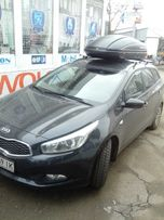 Аренда автобоксов и багажников на крышу авто в Николаеве