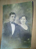 Фотография 1933 год Немецкая пара Германия