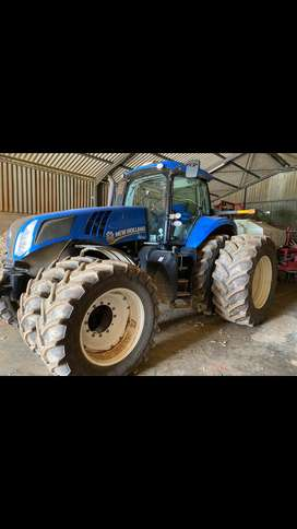 2012 New Holland T8 360