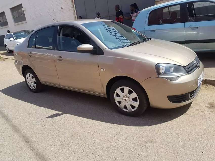 2015 POLO VIVO 1.6 SEDAN AUTOMATIC 0