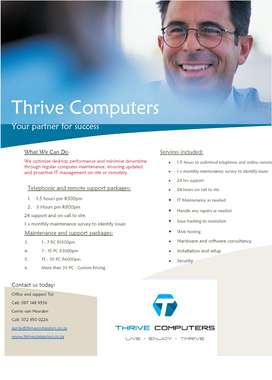 IT Management and Support Packages