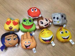 Эмоджи Emoji movie смайлы из Макдональдс.