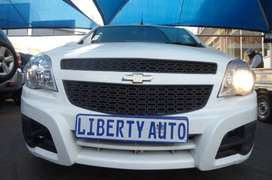 2012 #Chevrolet Utility 1.4 Club 70,000km Single Cab Bakkie Manual Tra