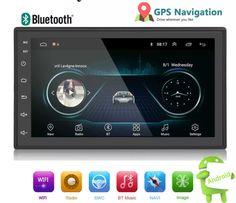Radio 2 din GPS Android