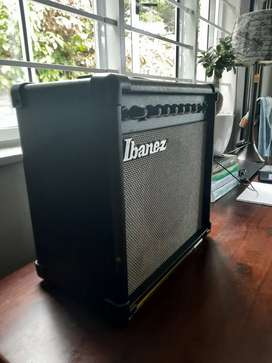 Ibanez Guitar Amp (15w Amplifier)