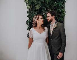 Hilma Couture Wedding dress for sale