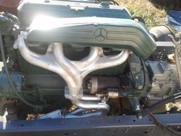 Двигатель Дизель на Зил Газ Паз Ом-366 Ом-364 Д-245 Д-243