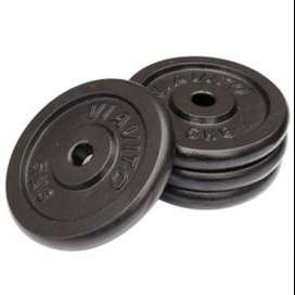 Wanted : Gym Weights 3 X 7.5kg & 3 x 5kg (25-30mm)