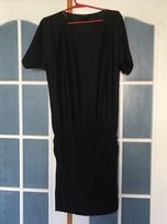 Платье стильное,шёлк DKNY фирменное размер oversize