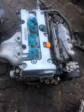 Honda engine 2.0 and automatic gearbox