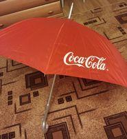 Зонт трость Cocа-cola