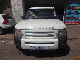LAND ROVER DISCOVERY 3 2007 MODEL