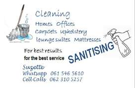 Cleaning Services for your home and business