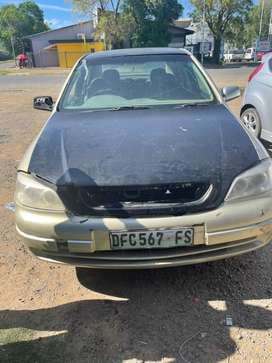 OPEL ASTRA 1.6(ECOTEC)-FOR SALE ' AS IS 'OR AVAILABLE FOR STRIPPING