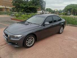 2013 BMW 316i Exclusive Automatic