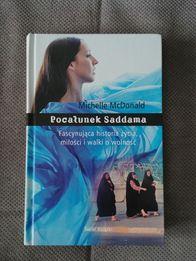 "Książka ""Pocałunek Saddama"""