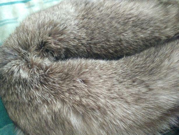 Пальто. Зима-осень. Кожа. Подстёжка-кролик Запорожье - изображение 3
