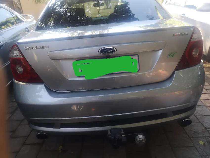 Ford mondeo mk3 st220