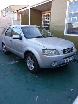 7seater ford territory
