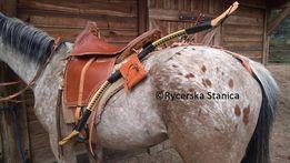Siodło, kulbaka - historical saddle