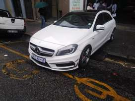 Mercedes Benz AMG A45 TURBO SPORT 2014 model for SALE