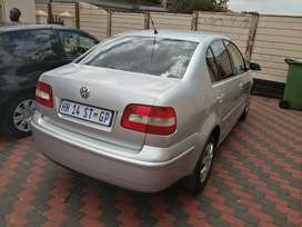 Used VW polo Classic 1.6 2009 model in a very good condition