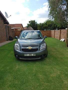2012 Chevrolet Orlando 1,8LS in very good condition