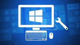 Установка Windows, Настройка роутера, Замена термопасты, чистка ПК.