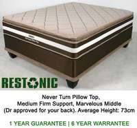 Image of Restonic beds at lower prices l