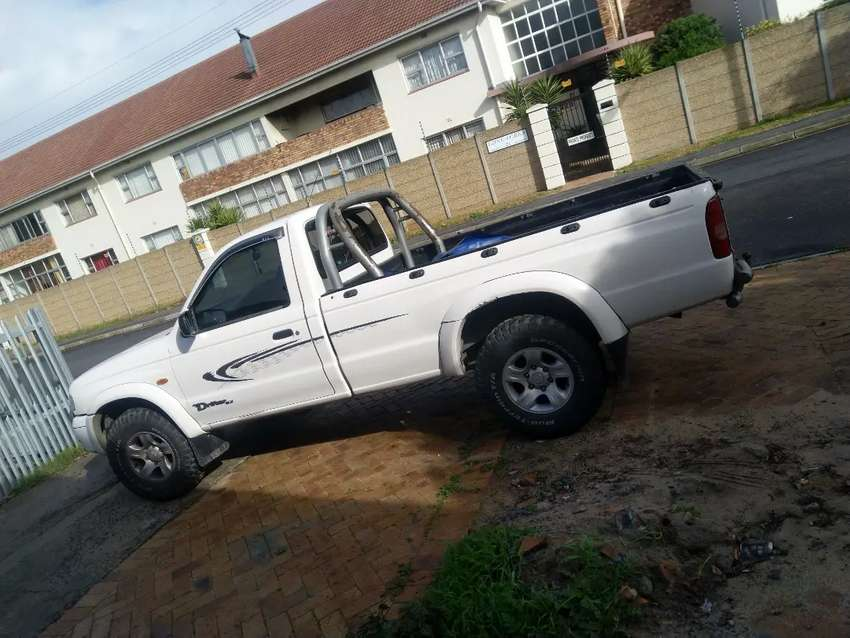 Bakkie for hire wth a driver 0