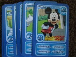 Карточки cards карты Disney Magical Moments