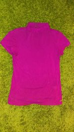 Bluzka Mohito S różowa Krótki Rękaw